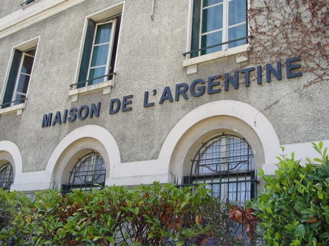 Abrió la convocatoria para alojarse en la Casa Argentina de París