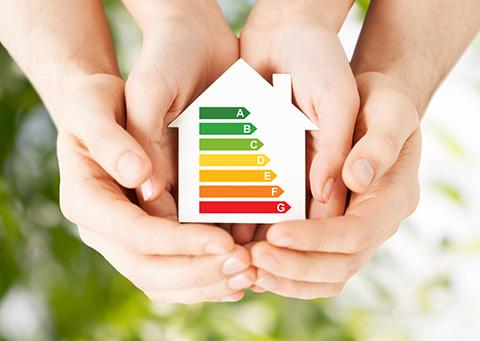 Mantener la casa con temperaturas agradables y ahorrar energía