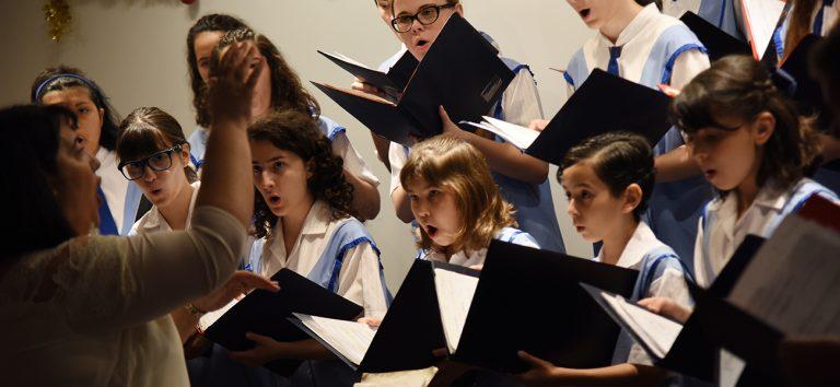 Convocatoria para integrar el coro de niños municipal