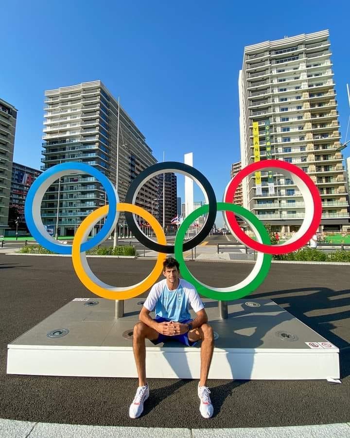 Juegos Olímpicos de Tokio: Azaad- Capogrosso y el debut