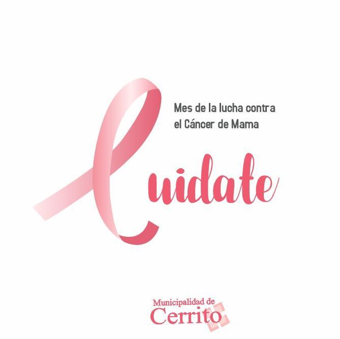 Mes de sensibilización sobre el cáncer de mama