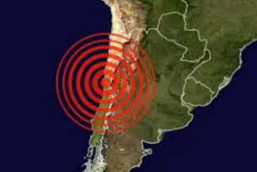 Fuerte terremoto en Chile se sintió en Argentina