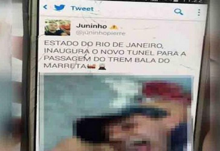 «Me duele el alma»: escribió la joven violada por 33 sujetos en Brasil