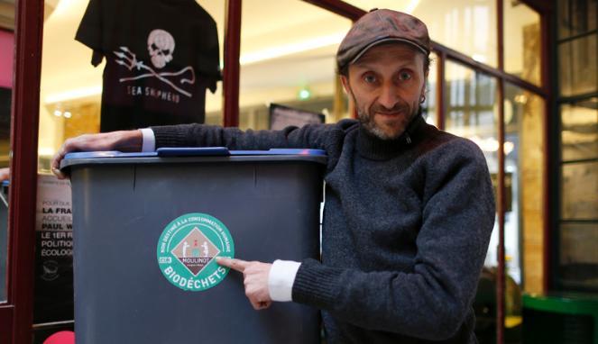 Los restaurantes de París convierten sus deshechos de la cocina en biogás