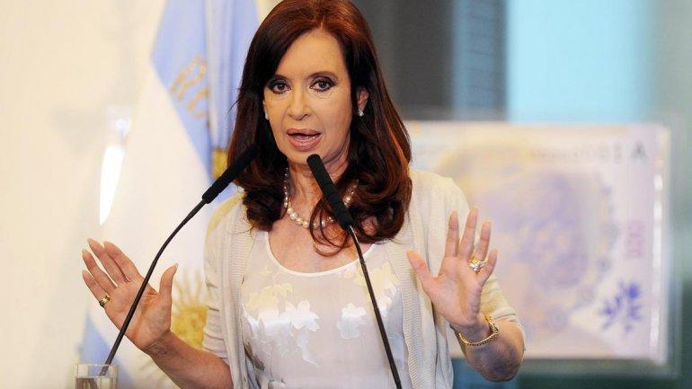 Cristina Kirchner embistió contra empresarios y sindicalistas por los aumentos de precios