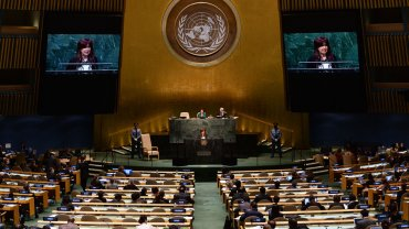 Cristina Kirchner defendió el pacto con Irán y cuestionó a «instituciones judías que se volvieron en contra»