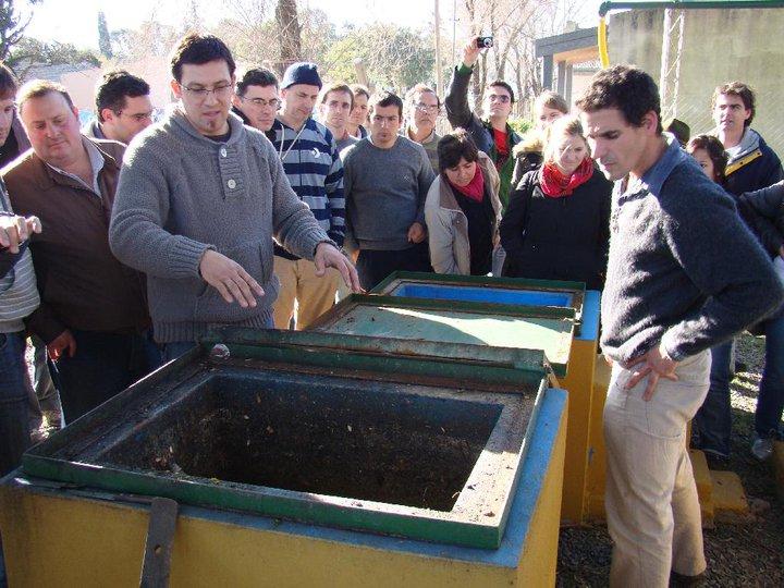 Entre Ríos busca financiamiento alemán para el desarrollo de biodigestores