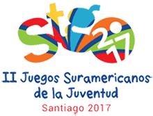 Nazareno en los Juegos Suramericanos de la Juventud Santiago 2017