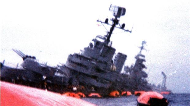 Paraná conmemoró el aniversario del hundimiento del Crucero Belgrano