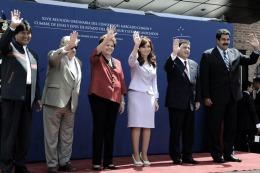 Fondos buitre: los presidentes del Mercosur respaldaron a Argentina