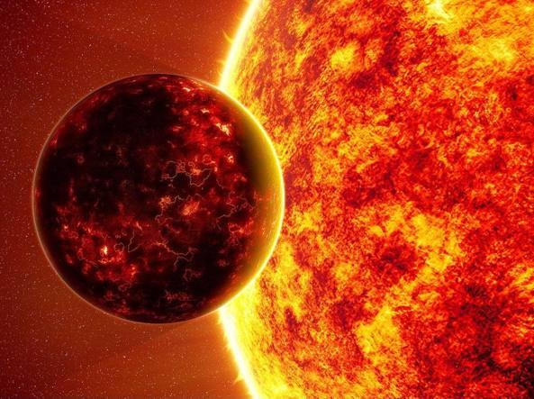 Hoy habrá un «microeclipse» con Mercurio