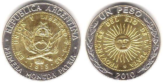 La producción de la moneda de un peso, 40% más del valor que representaba el cospel