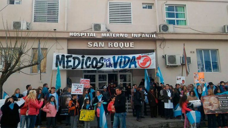 «Chaquetazo» frente al San Roque: dijeron «sí a las dos vidas»