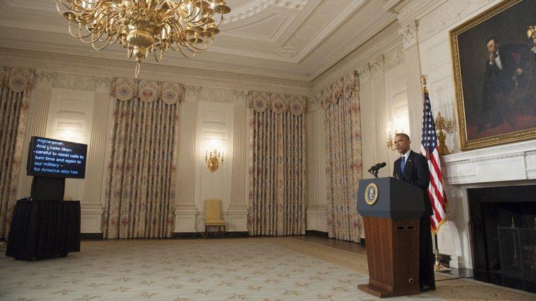 Obama anunció que autorizó bombardeos a yihadistas para evitar un «genocidio» en Irak