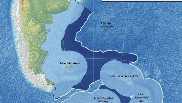 Malvinas: Chile rechazó extensión territorial argentina